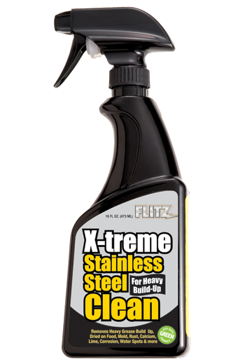 Nettoyant X-Treme pour acier inoxydable-0