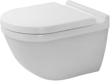 Starck 3 Toilette Murale-0