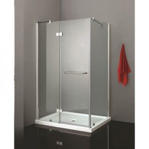 Quadro 40 x 32 Douche en coin + Base-0