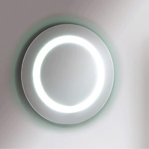 M36 Miroir Rond Avec Lumière-0