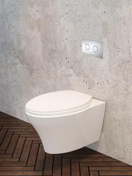 Somerton Toilette Murale-0