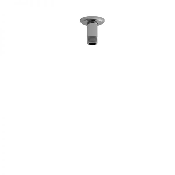 "Bras de douche vertical 7.5 cm (3"")"