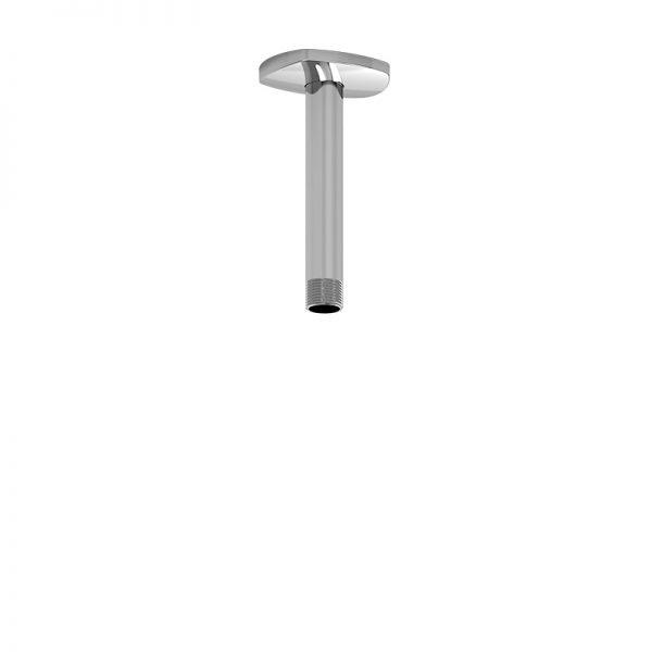 "Bras de douche vertical 15 cm (6"")"