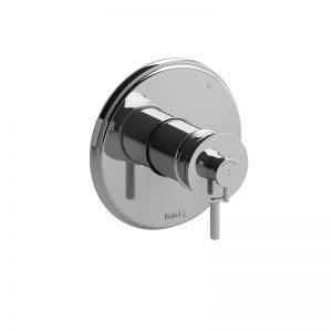 Garniture pour valve 3 voies non-partagées coaxiale Type T/P (thermostatique/pression équilibrée)